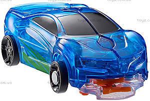Машинка-трансформер Screechers Wild L1 Джейхок синий, EU683111, фото