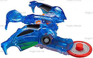 Машинка-трансформер Screechers Wild L1 Джейхок синий, EU683111, отзывы