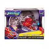 Машинка-трансформер SCREECHERS WILD! S3 L3 - ХЭВИ АРМОР, EU682302, игрушка