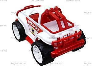 Игрушечная машина «Скорая помощь», 3534, игрушки