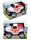 Машинка для детей «Внедорожник», 4982, купить