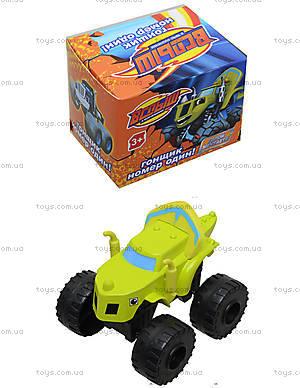 Игрушечная машинка «Вспыш» в коробке, 96-8811