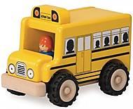 Машинка Wonderworld CITY «Школьный автобус», WW-4047