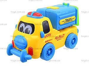 Детская машина «Веселый грузовик», 2016, цена