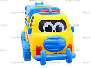 Детская машина «Веселый грузовик», 2016, игрушки
