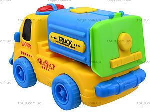 Детская машина «Веселый грузовик», 2016, детские игрушки