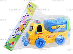 Детская машина «Веселый грузовик», 2016, toys.com.ua