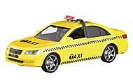Машинка инерционная 1:16 Wenyi «Такси» со звуком и светом, WY-560C, купить