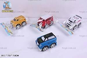 Машинка инерционная, 3848-4
