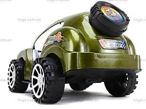 Машинка инерционная, 3 вида, 6631, магазин игрушек