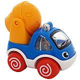 Машинка инерционная «Быстрые помощники», 57036, фото