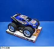 Машинка инерционная «Джип», 6699-6