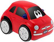 Машина инерционная «Fiat 500 Turbo Touch», 07331.07, отзывы