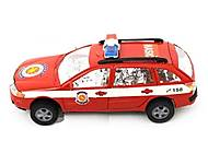 Машинка инерционная  «Полиция», 5388