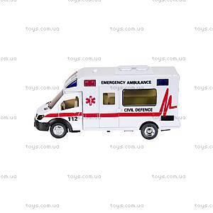 Машинка инерционная «Скорая помощь», 22990-81022, отзывы