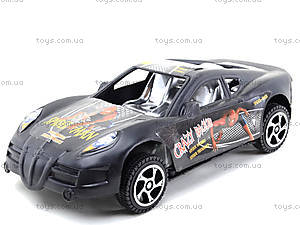 Машинка инерционная Spiderman, 2259-B, іграшки