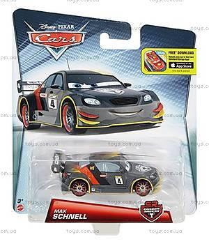 Машинка из м/ф «Тачки» серии Carbon Racers, DHM75