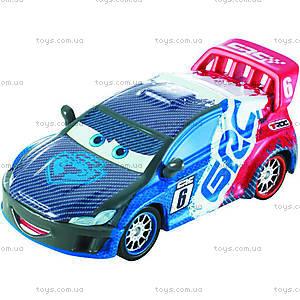 Машинка из м/ф «Тачки» серии Carbon Racers, DHM75, фото