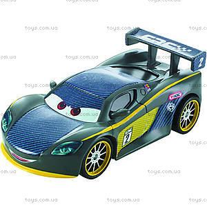 Машинка из м/ф «Тачки» серии Carbon Racers, DHM75, отзывы
