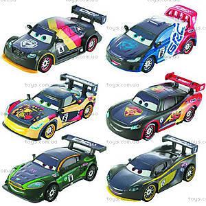 Машинка из м/ф «Тачки» серии Carbon Racers, DHM75, цена