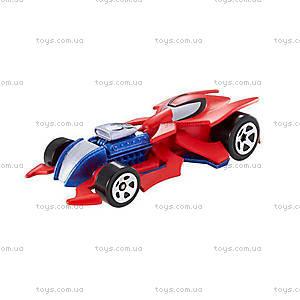 Машинка-герой Марвел Hot Wheels, BDM71, фото