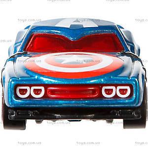 Машинка-герой Марвел Hot Wheels, BDM71, цена