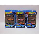 Машинки HOT WHEEL (меняют цвет при температуре), HBS708-3, фото
