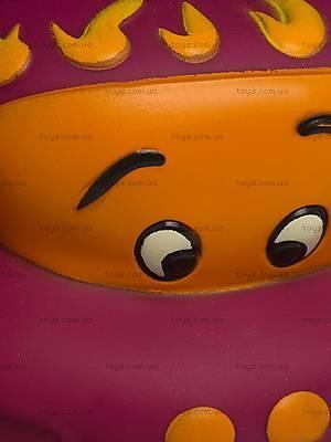 Машинки-погремушки «Забавный автопарк», BX1048Z, фото