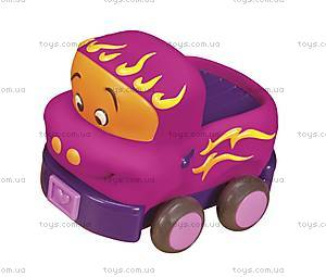 Машинки-погремушки «Забавный автопарк», BX1048Z, игрушки