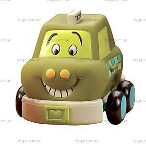 Машинки-погремушки «Забавный автопарк», BX1048Z, магазин игрушек