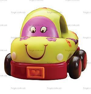 Машинки-погремушки «Забавный автопарк», BX1048Z, toys.com.ua