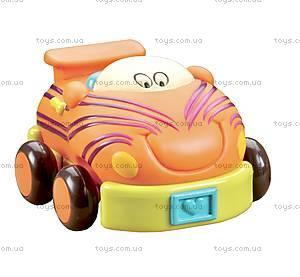 Машинки-погремушки «Забавный автопарк», BX1048Z, toys