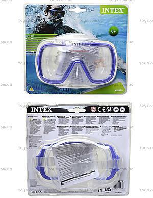 Детская маска для подводного плавания, 55976