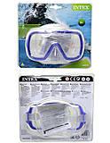 Детская маска для подводного плавания, 55976, фото