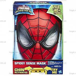 Детская электронная маска Человека-Паука, B5766