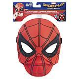 Маска детская «Человек-паук», B9694, фото