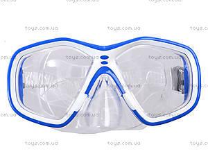 Маска для плавания детская «Спорт», M117, детские игрушки
