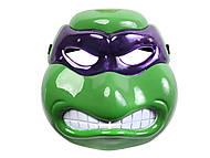 Игровая маска «Нинзя-черепашки», WL77912B, фото