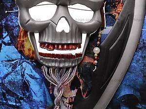 Маска пирата с мечом, 828-19, купить