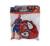 Маска с фигуркой Человек-паук, 564-682