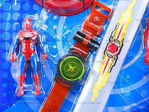 Детский игровой набор «Спайдермен», 3385A2, отзывы