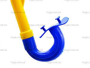 Детский комплект для плавания «Маска и труба», F028, купить