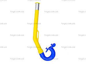 Детский комплект для плавания «Маска и труба», F028, фото