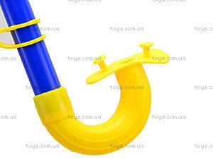 Детский набор для плавания «Маска, трубка и ласты», C13, купить