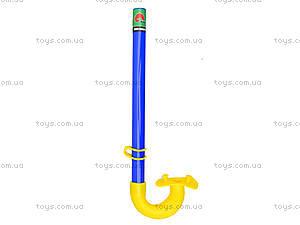 Детский набор для плавания «Маска, трубка и ласты», C13, фото