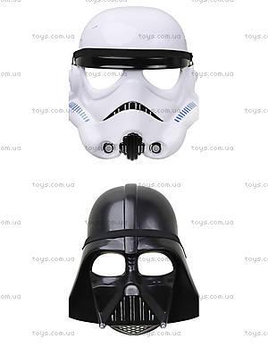 Детская маска «Звёздные Войны» со светом и звуком, 862291A