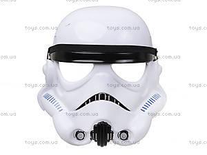 Детская маска «Звёздные Войны» со светом и звуком, 862291A, отзывы