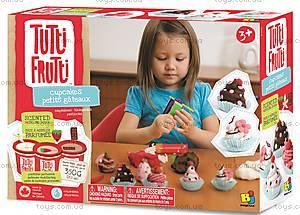 Масса для лепки «Кексы» серии Tutti-Frutti, BJTT14805