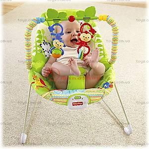 Массажное кресло «Джунгли» Fisher-Price, BCG47, купить