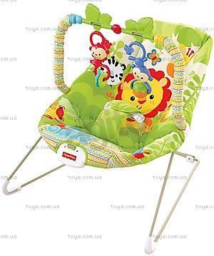 Массажное кресло «Джунгли» Fisher-Price, BCG47, фото